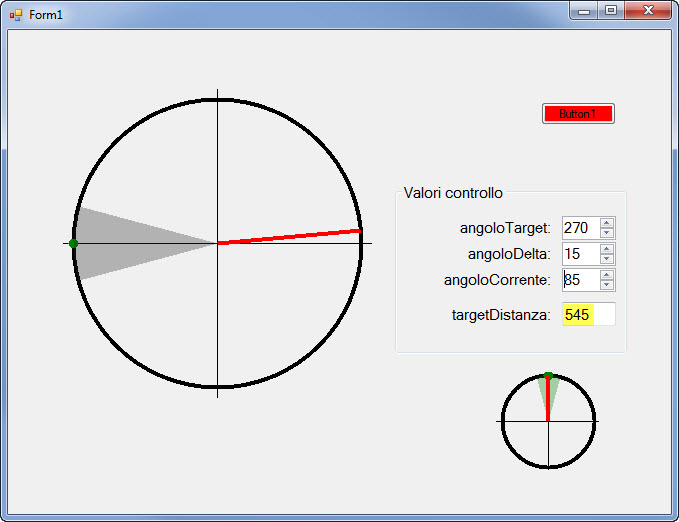 banco test controlloVB compass