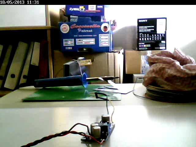 1st test video battery
